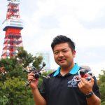 ドローンレース日本代表 須藤公貴さん「ドローン技術×撮影」で新たな動画市場開拓へ