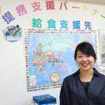 「大学3年生、紙ぺら一枚のプレゼンから始まった」テーブルクロス代表取締役 城宝薫さん(25)の起業リアル